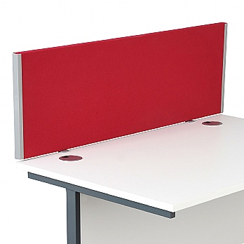 NEXT DAY Karbon Desk Mounted Partition Screens £56 -