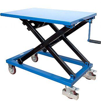 Winch Scissor Lift Tables £426 -
