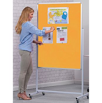 Accents Mobile Noticeboard £131 -