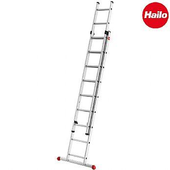 Hailo ProfiStep Duo Aluminium Extension Ladder £142 -