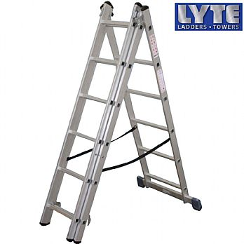 Lyte Aluminium Combination Ladder £125 -