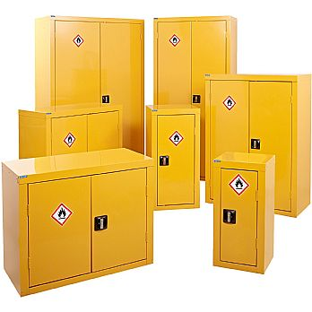 Express Hazardous Flammable Substance Cupboards
