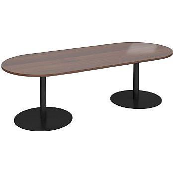 Sarca D-End Boardroom Table