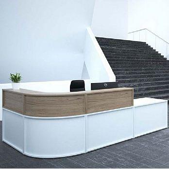 NEXT DAY Flex Modular Reception Desk £99 -