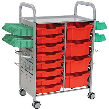 Gratnells MakerSpace Stem/Steam Double Trolley £263 -