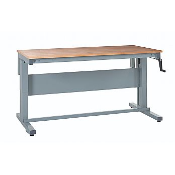 Premium Height Adjustable Workbenches £701 -