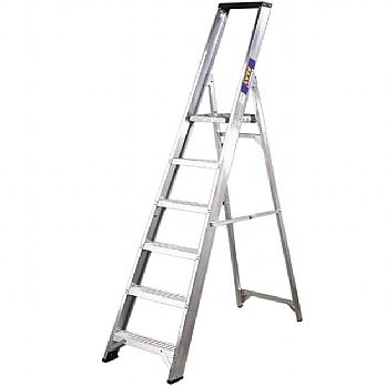 Lyte Industrial Platform Step Ladders With Tool Tray £79 -