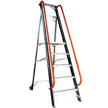 Industrial SuperPro Platform Step Ladders £292 -