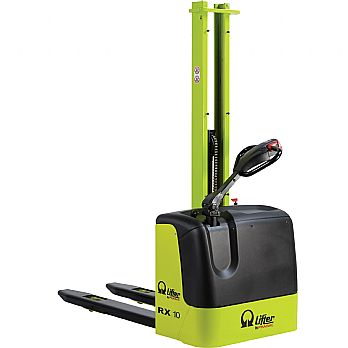 Pramac RX 10 16 Basic Electric Pallet Stackers - 1000kg Capacity £3907 -