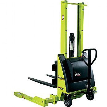Pramac TX 10/16 Semi Electric Straddle Pallet Stackers - 1000kg Capacity £5007 -