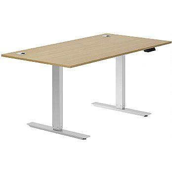 NEXT DAY Kaleidoscope II Sit-Stand Rectangular Desks £609 -