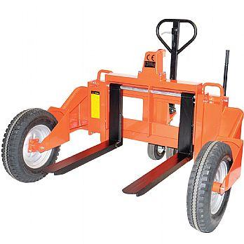 Rough Terrain Pallet Truck £1357 -