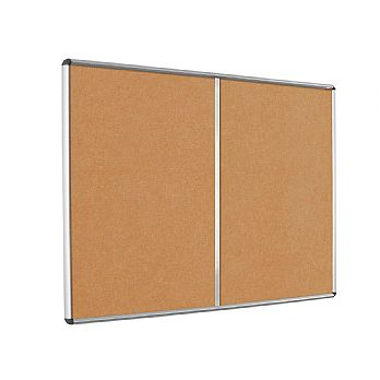 Shield Resist-a-Flame Multibank Eco-Colour Noticeboards £119 -