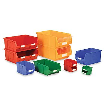 Topstore Value Plastic Bin Packs £24 -