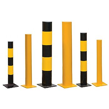 Fully Welded Protective Posts £102 -
