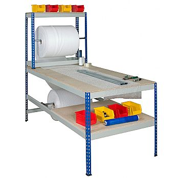 Budget Long Packing Station with Storage £293 -