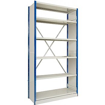 Clip-Fit Boltless Slotted Shelving System £164 -