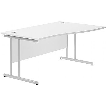 NEXT DAY Pure Cantilever Wave Desks £164 -