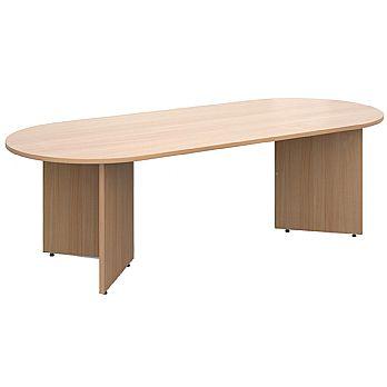 Braemar Pro D-End Boardroom Table £385 -