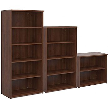 Malbec II Walnut Bookcases £99 -