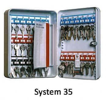 Securikey Deep System Key Cabinets £112 -