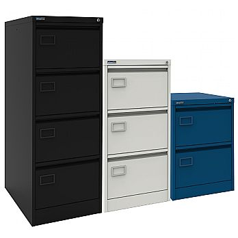 Silverline Executive Filing Cabinets £105 -