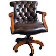 Antique Admirals Chair