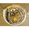Interior Hemisphere 360° Ceiling Dome Mirror