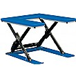 U Shape Static Scissor Lift Table