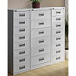 Silverline Media & Card Index Filing Cabinets