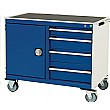 Bott Cubio Mobile Drawer Cabinets - 1050mm Wide -