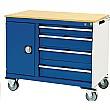 Bott Cubio Mobile Drawer Cabinets - 1050mm Wide -