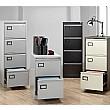 Bisley Steel Filing Cabinets