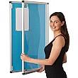 Colour Plus Tamperproof Noticeboards Single Door