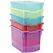 Storage Allsorts 6 Jumbo Jelly Tray Unit