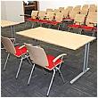 BN Easy Space Rectangular Cantilever Desks