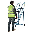 Fort Wheeled Step Ladders