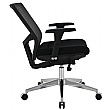Eve 24/7 Ergonomic Mesh & Fabric Task Chair