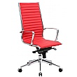 Abbey High Back Designer Leather Office Chair
