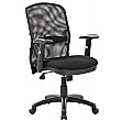 Cologne Mesh Manager Chair