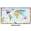 Gopak™ World Map Fixed Leg Enviro Activity Tables