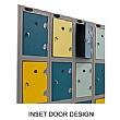 ShockBox Shockproof Sloping Top Lockers