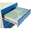 Bott Verso Drawer Cabinets - 1050mm Wide x 900mm High - 2 Drawers With Cupboard