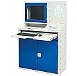 Bott Verso Computer Cupboard 1050W x 1650H