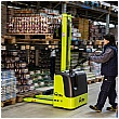 Pramac RX 10 16 Basic Electric Pallet Stackers - 1000kg Capacity