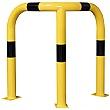 Black Bull Yellow/Black Corner Protection Guards