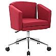 Jura Fabric Swivel Chair