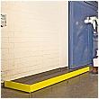 Black Bull Sliding Door Protection Guards