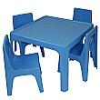 Jolly Kidz Resin Table