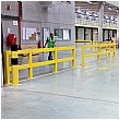 Black Bull Heavy Duty Impact Protection Barrier System